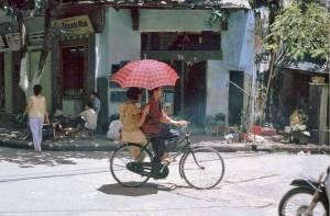 Chiếc xe đạp gắn với tình yêu của nhiều người Hà Nội xưa